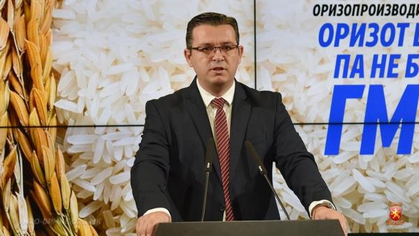 Трипуновски: Со лагите за ГМО, производителите претрпеа огромна штета