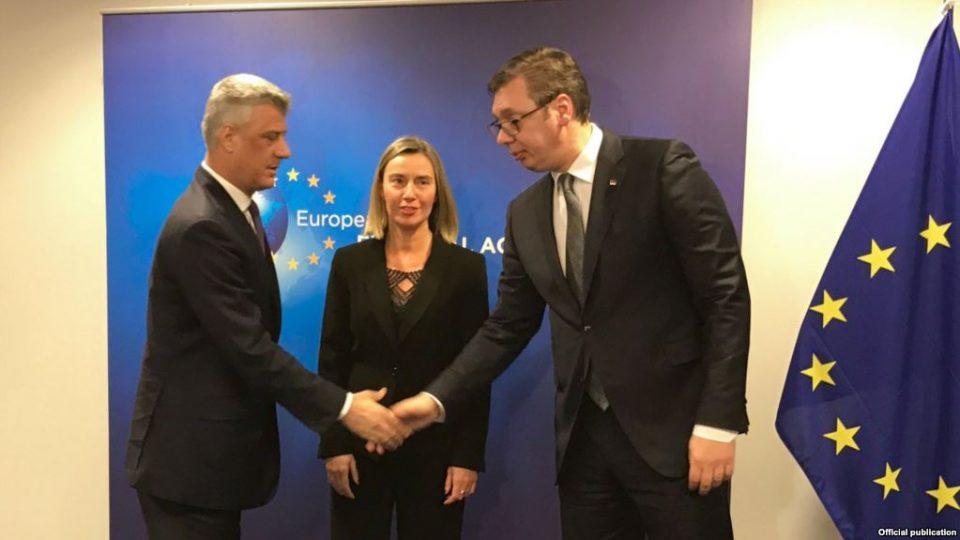 Зери: Тачи се повлекува, со Вучиќ в петок нема да разговара за корекција на границата