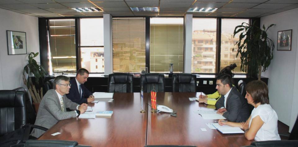 Фински компании заинтересирани за соработка со македонски копмании