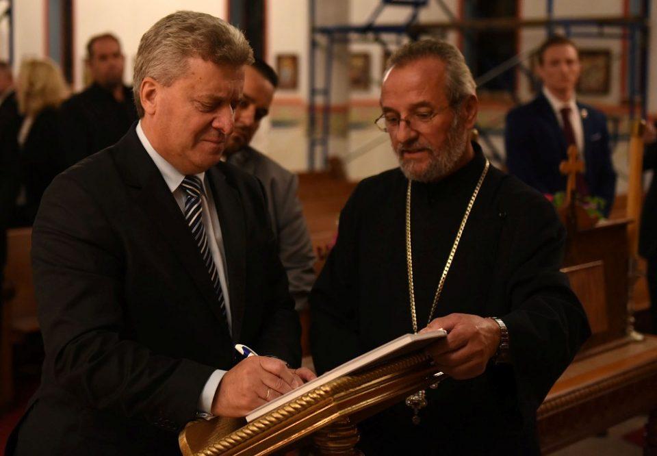 Без потписот на Иванов Преспанскиот договор стои на климави нозе