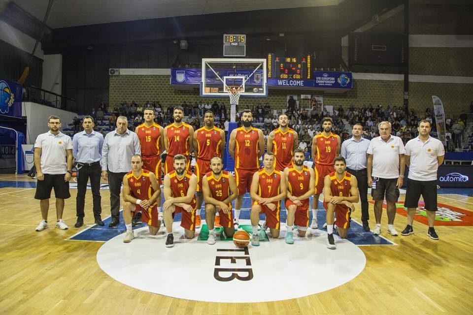 Македонија назадува на ФИБА-листата за 11 места