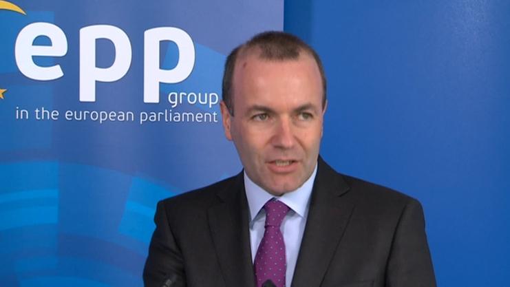Вебер: Идентитетските прашања ќе доминираат во изборната кампања за ЕУ