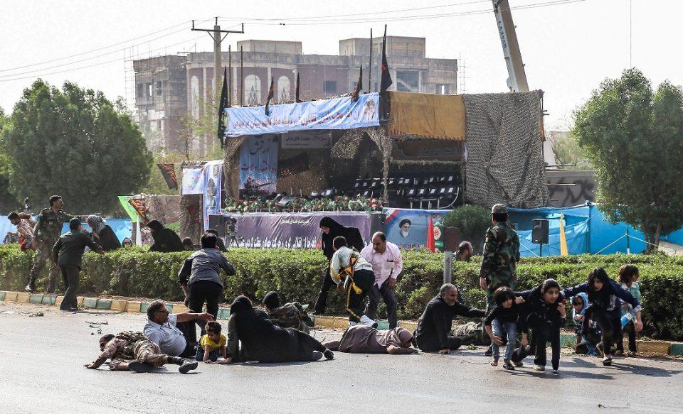 Уапсени 22 лица за нападот на воената парада