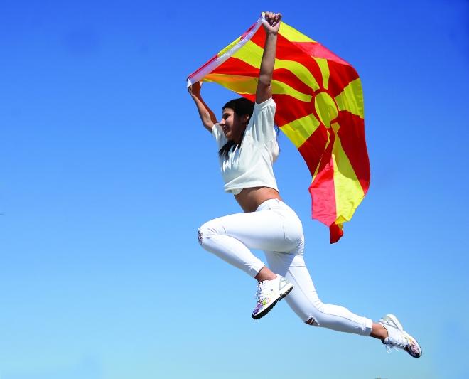 Република Македонија го слави роденденот поделена
