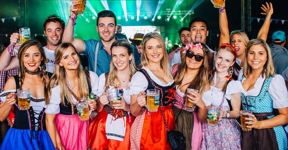 Викендов во Минхен почнува популарниот Октоберфест