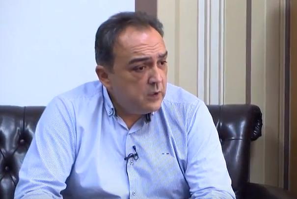 Менкиновски: Зошто Каракачанов толку се плаши од нас Македонците?