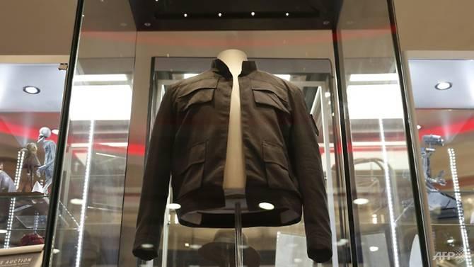 Јакната на Хан Соло на аукција во Лондон