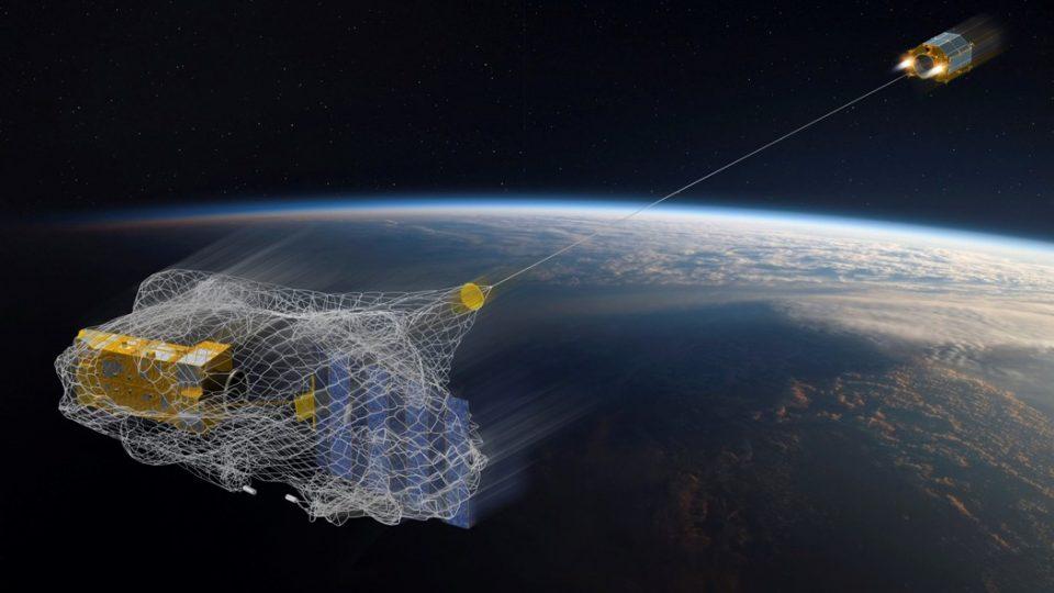 Сателитот Римув Дебрис ќе го собира вселенскиот отпад