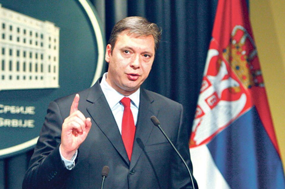 Вучиќ најави воведување на доживотен затвор