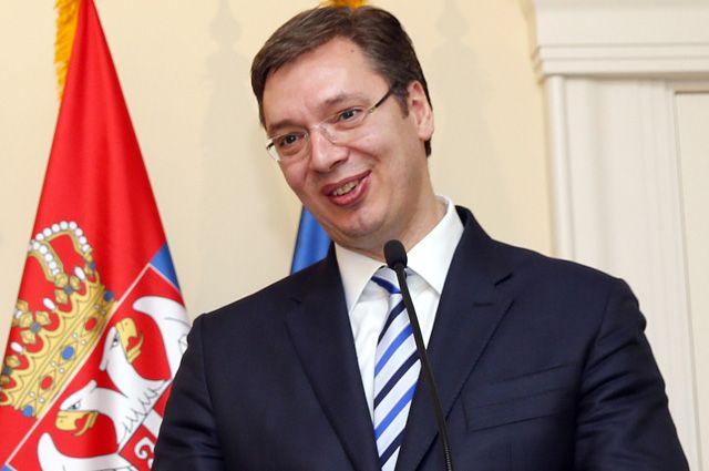 Вучиќ: За Србија е најкорисно Србите и Албанците да постигнат договор