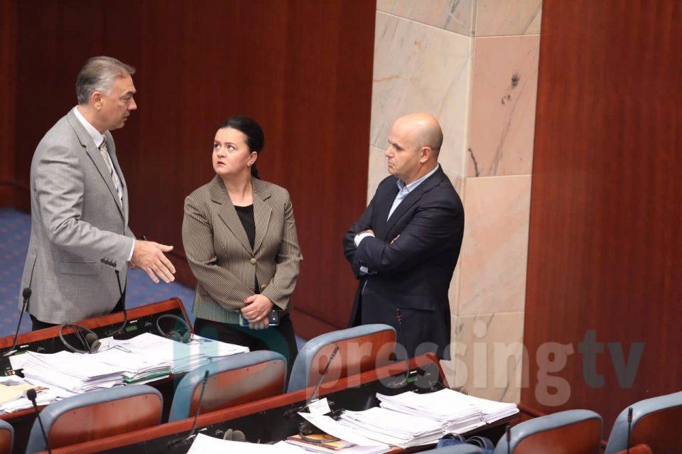 Ременски по разрешувањата во СДСМ: Одлуките беа донесени без грам суета!