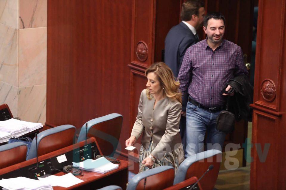 Независните од ВМРО-ДПМНЕ со иницијатива – пратениците да прават доброволен тест за употреба на наркотични средства