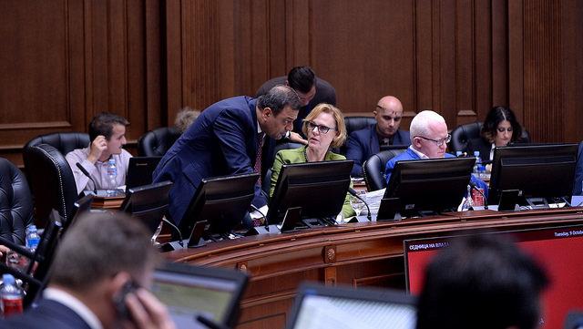 Анѓушев формираше тим од министри за подобра реализација на капиталните инвестиции