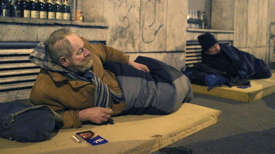 За бездомници нема пиење на јавно место