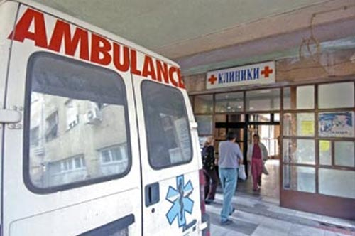 СДСМ го зацрни здравствениот систем