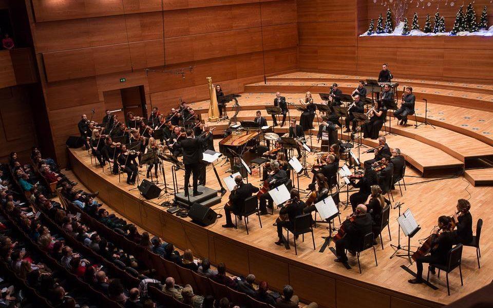 Три концерти на Македонската филхармонија на првата турнеја во Израел