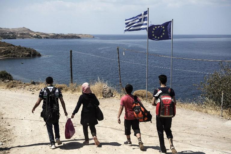 Германија ќе прими мигрант од Грција кој претходно не го пуштила да влезе во земјата