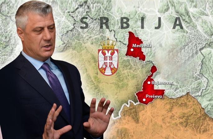 Taчи: Обединувањето на Прешевската долина со Косово ќе го направам реалност
