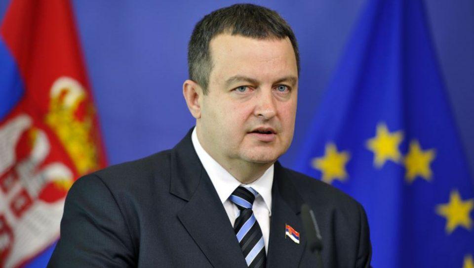 """Дачиќ: """"Цело раководство на Косово е во Интерпол, на потерница"""""""
