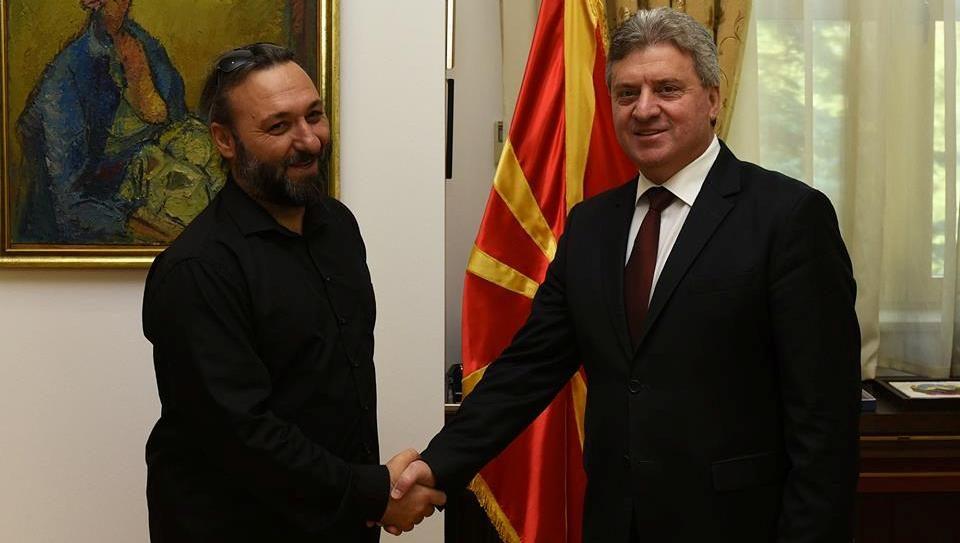 Поддршка за Бојаџи од Иванов во борбата против цензура