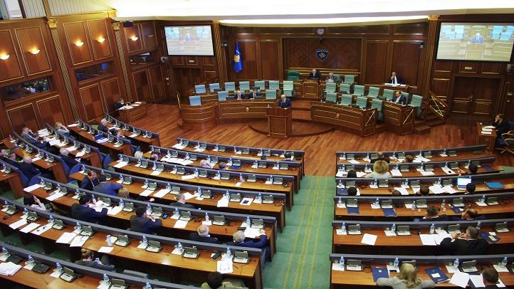 Косовското Собрание се самораспушти, се чека датум за предвремени избори