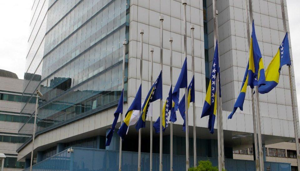 Во Сараево казните за неносење маски и на отворено ќе бидат од 250 до 750 евра