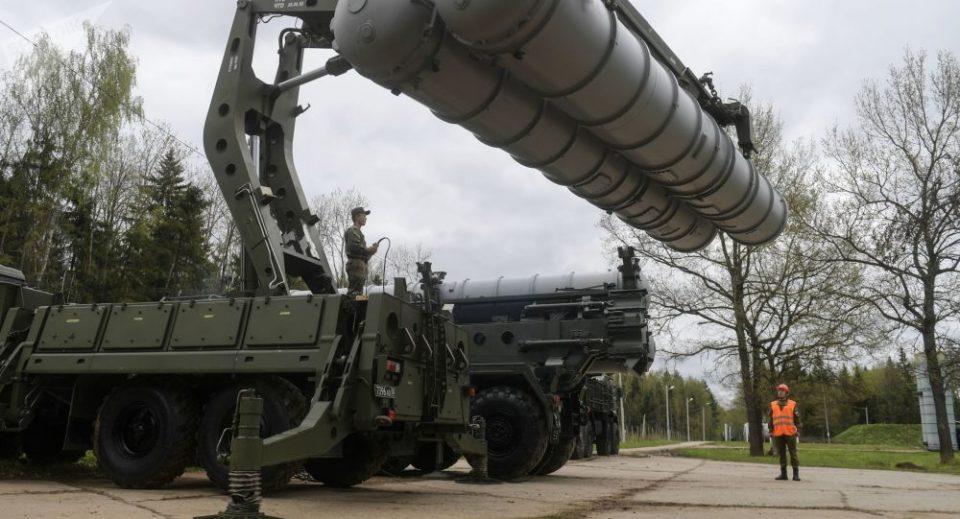 Турција ги доби руските ракетни системи С-400