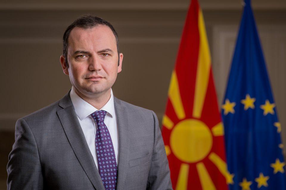 Османи: Скопје и Париз имаат историска шанса да ги соединат заедничките амбиции во интерес на цела Европа