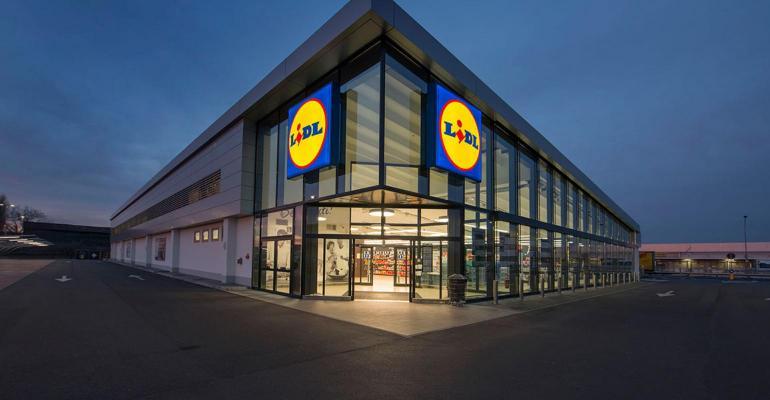 """""""Лидл"""" ги отвора своите први супермаркети во Србија"""