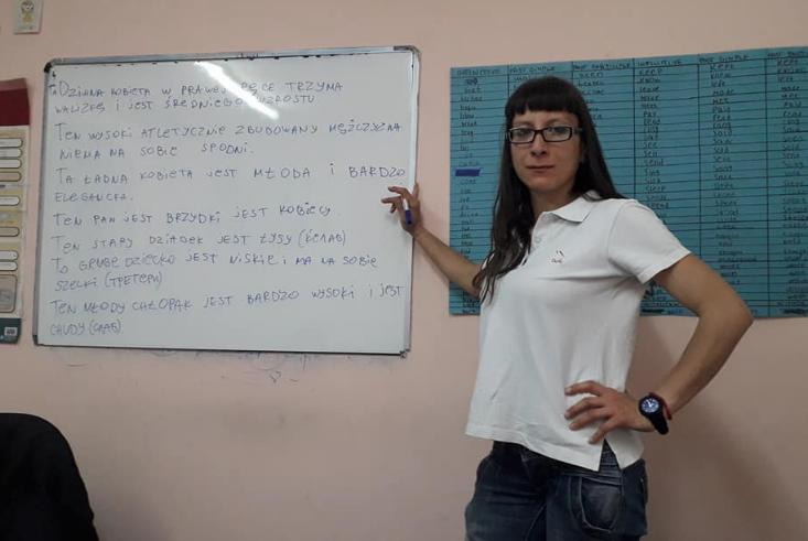Протест за поддршка на Моника Ристеска-активистката која бара легализација на канабисот