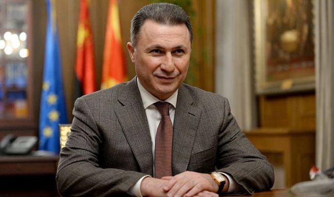 Изминативе месеци Груевски барал да му биде укинат притворот