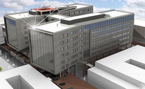Mицкоски: Немаме нов Клинички центар поради политикански игри на СДСМ