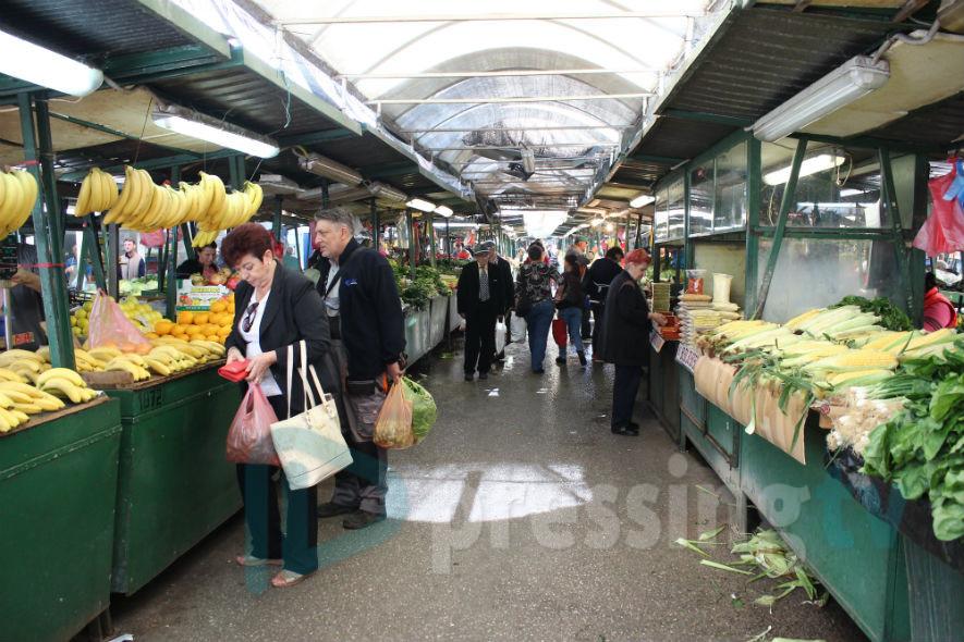 Пазарџиите планираат генерален штрајк