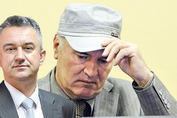 Семејството на Ратко Младиќ бара тој да се лечи во Србија или Русија