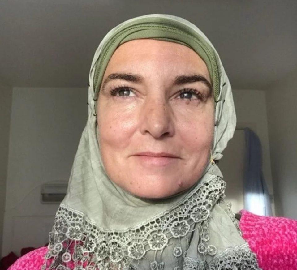 Пејачката Шинед О'Конор премина во Ислам