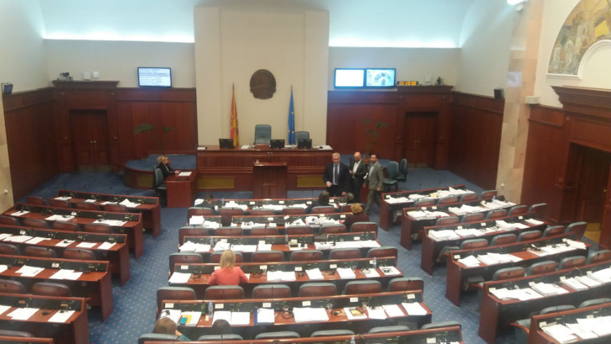 ВО ЖИВО: Седница на Собрание за одземање на мандатот на Никола Груевски