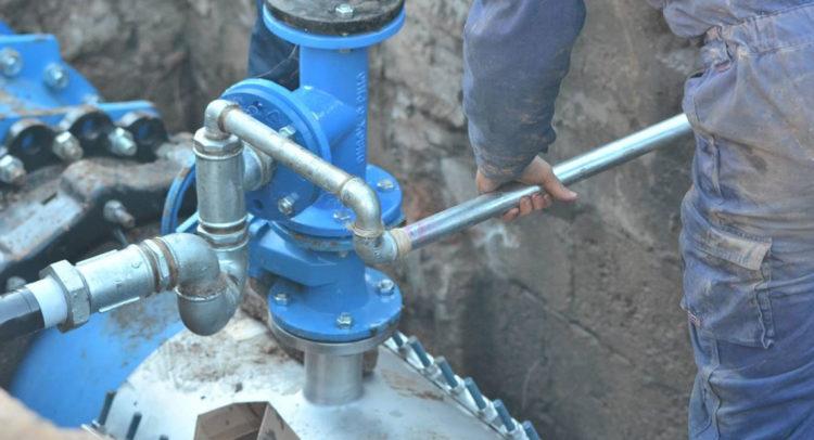 Без вода се три улици во Тафталиџе