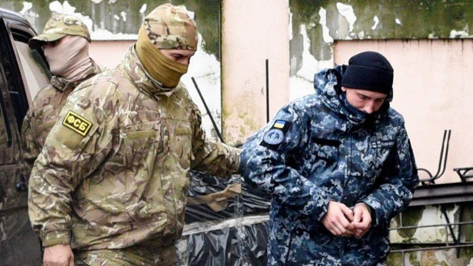 Можна е размена на украинските морнари за затворени Руси