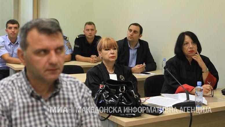 Рускоска ќе го смени обвинението за 27 април- одложени завршните зборови