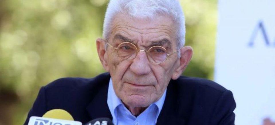Бутарис нема да се кандидира за градоначалник на Солун на изборите во мај