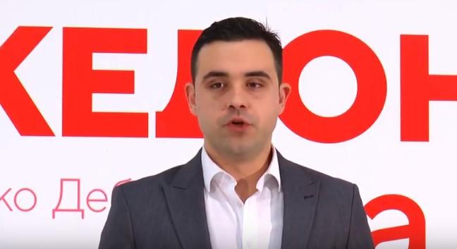 Костадинов тврди дека општина Струмица немала никаква активност со невладината на Боки 13
