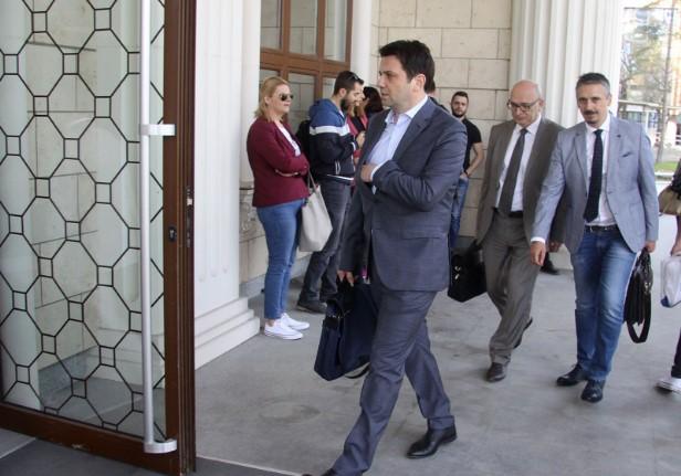 """Јанакиески година и половина во притвор за """"шпански скали"""" а судењето никако да започне"""