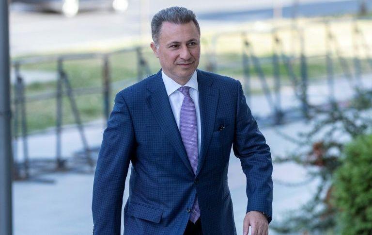 Груевски: Јас чувствувам горчина, а вина треба да чувствува Зоран Заев