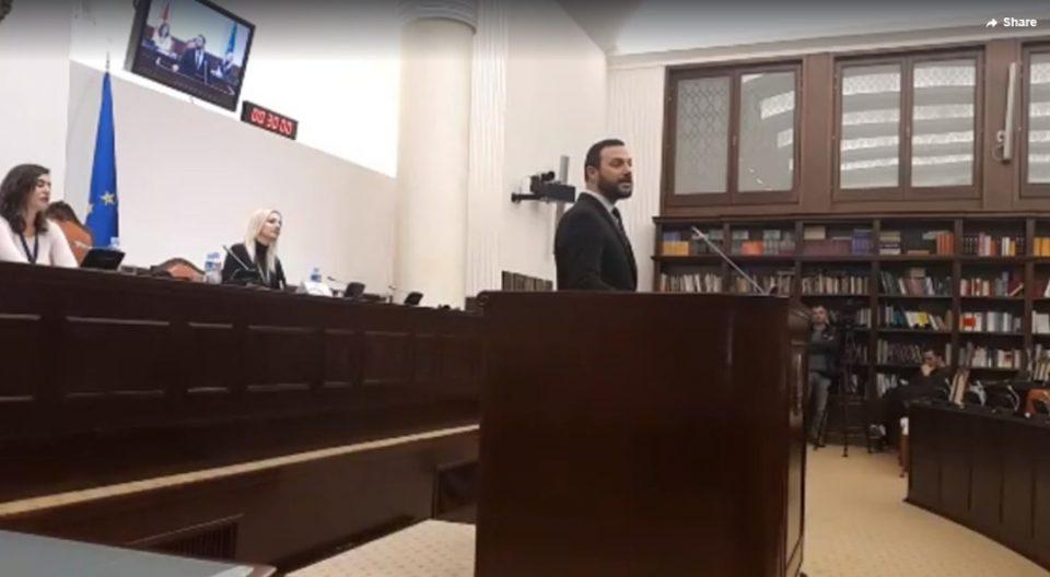 Расправата за мандатот на Груевски одложена за неколку дена?