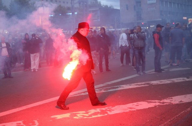Забранет марш за прослава на независноста, поради нацистички скандирања (ВИДЕО)