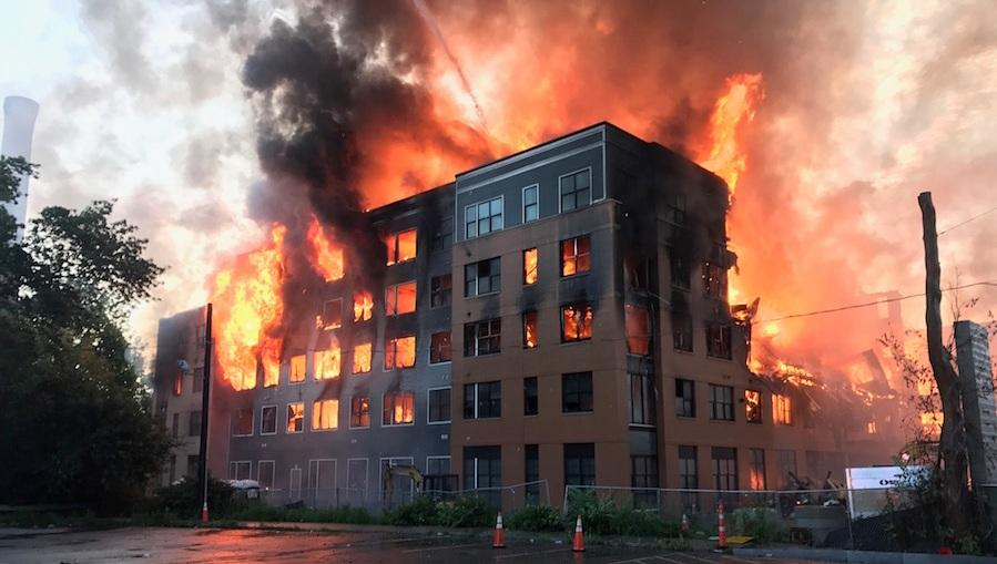 Експлозија на гас во зграда – Петмина повредени