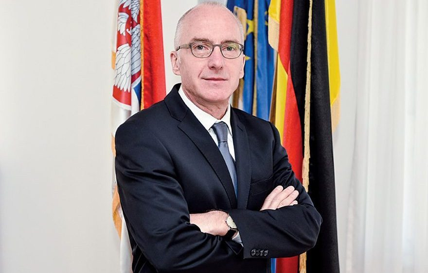Германија против цртање нови граници на Балканот