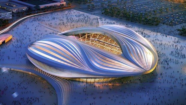 Стадионот на СП во Катар случајно или не има посебен изглед