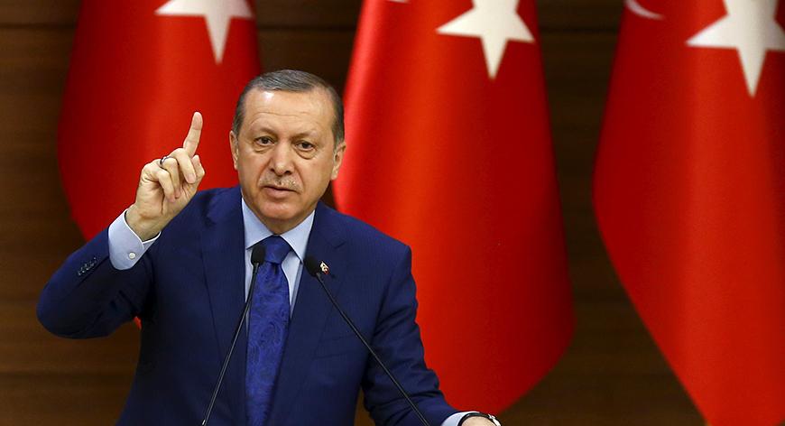Ердоган: Време е да се разговара за две држави на Кипар