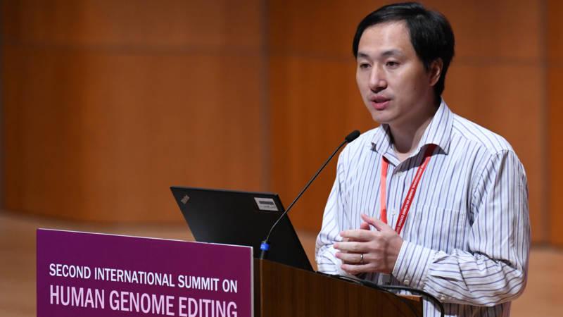 Кинезот кој создал ГМО бебиња го стопирал експериментот